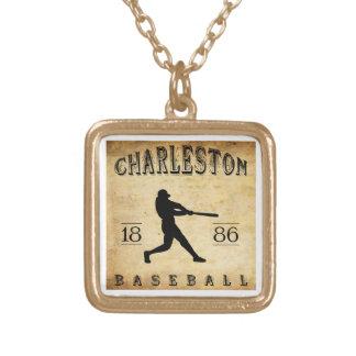 Béisbol 1886 de Charleston Carolina del Sur Pendiente