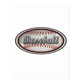 Béisbol 1 postal