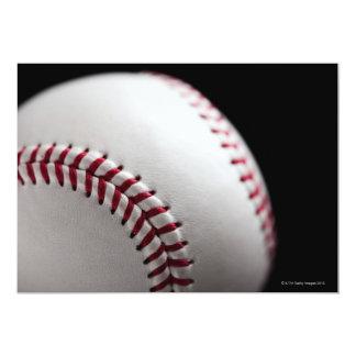Béisbol 2 invitación 12,7 x 17,8 cm