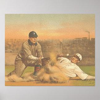 Béisbol clásico SUPERIOR Posters