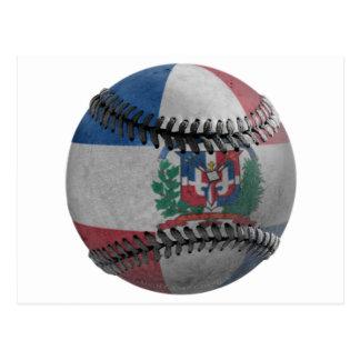 Béisbol de la República Dominicana Postal