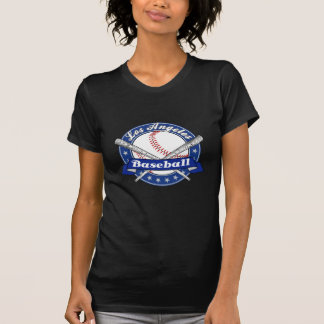 Béisbol de Los Ángeles Camiseta
