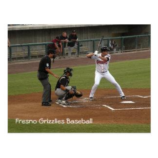 Béisbol de los grisáceos de Fresno Postal
