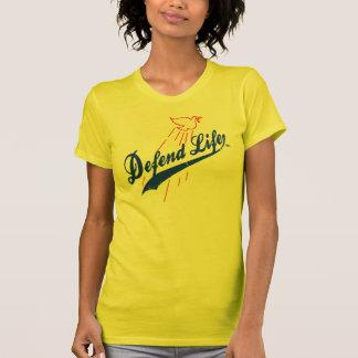 Béisbol del equipo DL Camiseta