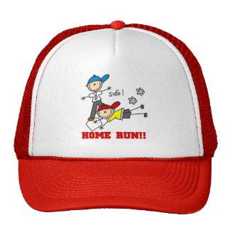 Béisbol del home run gorra