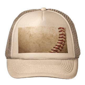 Béisbol del vintage gorro de camionero