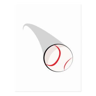 Béisbol del vuelo postal