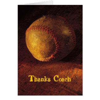 Béisbol - equipo - deportes - tarjeta