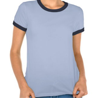Béisbol Martini del chica de NY Camiseta