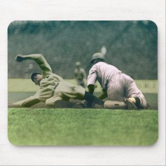 Béisbol Mousepad del vintage del Yankee Stadium Alfombrilla De Raton