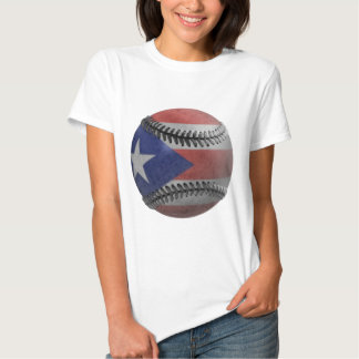 Béisbol puertorriqueño camisetas