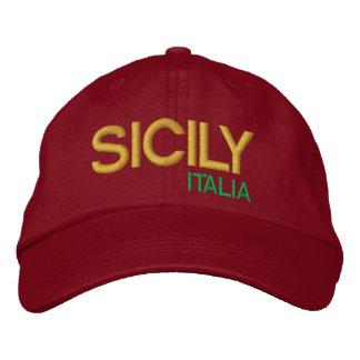 Béisbol Sicilia de DA del cappello del gorra de