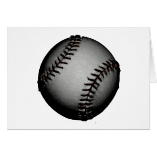 Béisbol Tarjeta De Felicitación