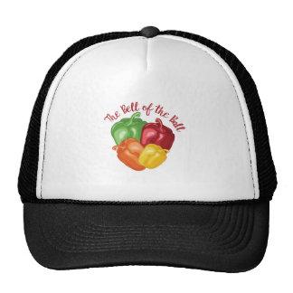Bell de la bola gorra