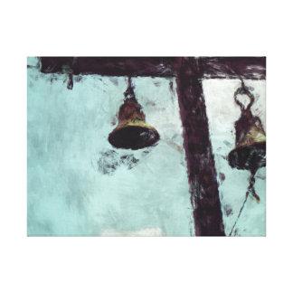 Bell espiritual impresión en lienzo