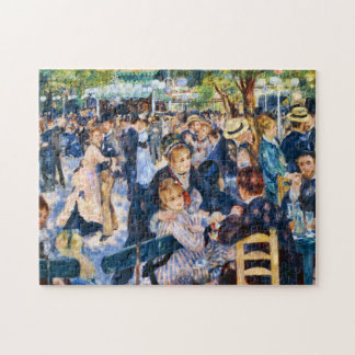Bella arte de Galette del la de Renoir Le Moulin Puzzle