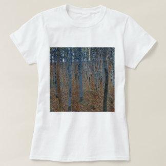 Bella arte de GalleryHD de la arboleda de la haya Camiseta