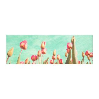 Bella arte de la pintura de la primavera de las