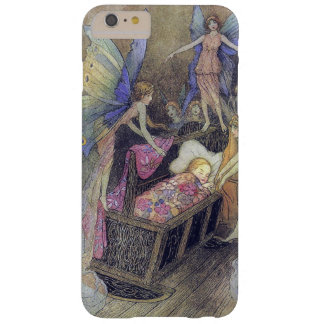 Bella arte de Warwick Goble de la nana del bebé de Funda Barely There iPhone 6 Plus