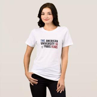 Bella de las mujeres+Camiseta del jersey de la