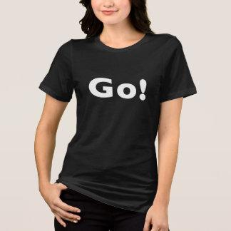 Bella de las mujeres+Camiseta del jersey del