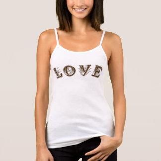 Bella de las mujeres+Lona Camiseta De Tirantes