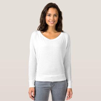Bella Flowy de las mujeres de la camisa del hombro