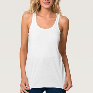Bella la Florida de sus mujeres de encargo de S de Camiseta Con Tirantes