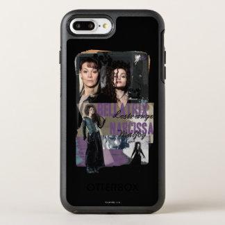 Bellatrix Lestrange y Narcissa Malfoy Funda OtterBox Symmetry Para iPhone 8 Plus/7 Plus