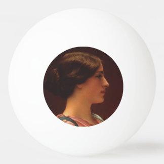 Belleza clásica de Juan Guillermo Godward Pelota De Ping Pong