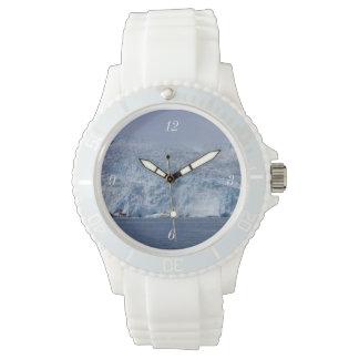 Belleza congelada reloj de pulsera