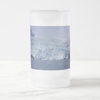 Belleza congelada taza de cristal esmerilado