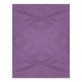 Belleza de color de malva folleto 21,6 x 28 cm