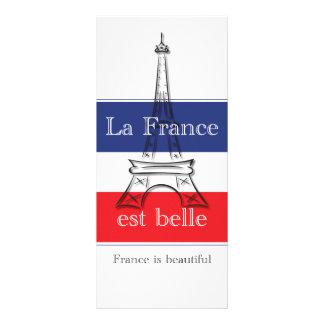 Belleza de Francia est del La Lona
