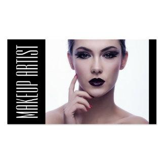 Belleza de la cosmetología del Cosmetologist del Tarjetas De Visita