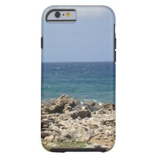 Belleza del océano funda resistente iPhone 6