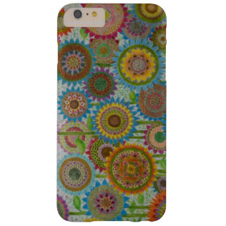 Belleza en el caso del iPhone de Flowers_ de la Funda Barely There iPhone 6 Plus
