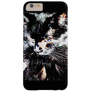 Belleza felina funda barely there iPhone 6 plus