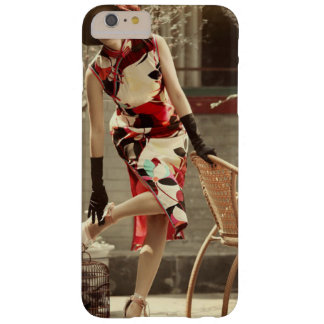 Belleza Funda Barely There iPhone 6 Plus