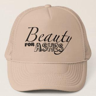 Belleza para el gorra de las cenizas