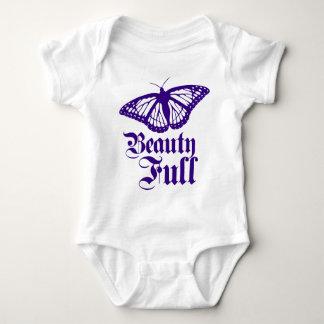 belleza por completo body para bebé