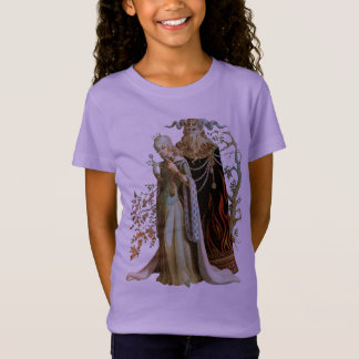 Belleza y la bestia camiseta