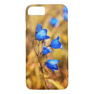 Bellflower azul funda iPhone 7