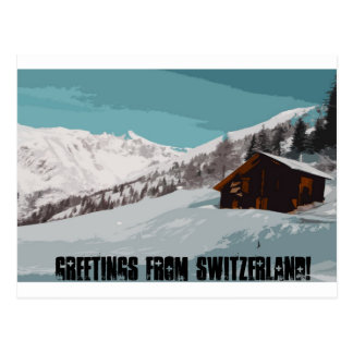 Bellwald, Suiza, Kanton Valais Postal