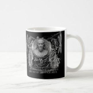 Ben Franklin, héroe, en libertad y seguridad Taza De Café