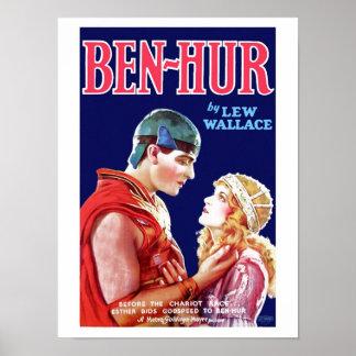 Ben-Hur (1925) Póster