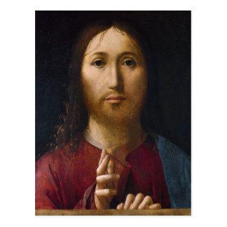 Bendición de Cristo