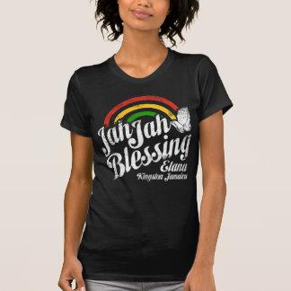 Bendición de Jah Jah Camiseta