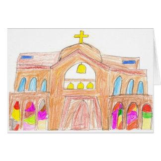 bendiciones del navidad v3 - hermanas tarjeta pequeña