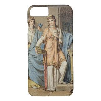 "Berenice, traje para ""Berenice"" por Jean Racine, f Funda iPhone 7"